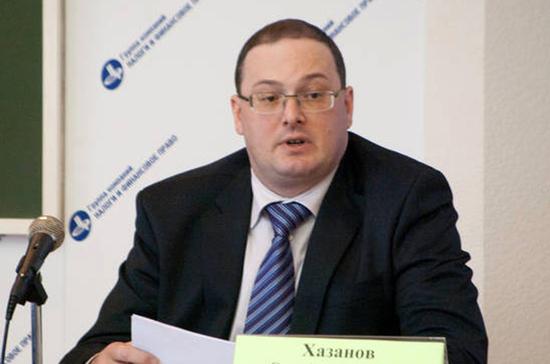 Сергея Хазанова назначили членом Высшей квалификационной коллегии судей