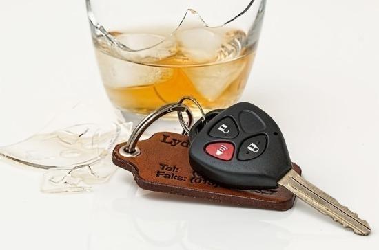 За вождение в пьяном виде хотят усилить ответственность
