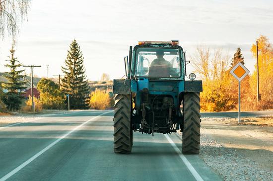 За что могут оштрафовать тракториста
