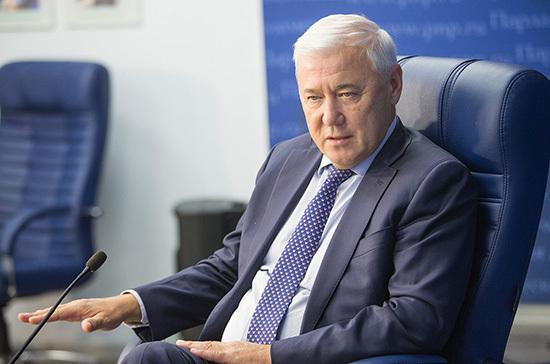 Аксаков: новые санкции США не повлияют на экономику России