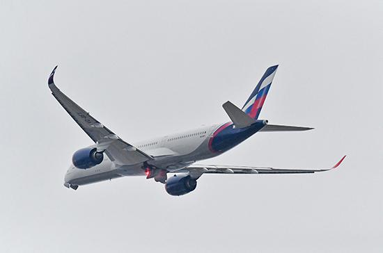 Россия продлила приостановку полётов в Великобританию до 1 июня