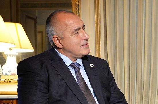 Парламент Болгарии принял отставку кабмина Бойко Борисова