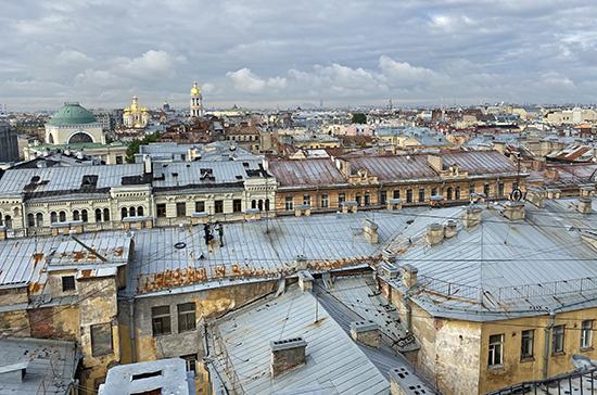 В Петербурге после пожара на Невской мануфактуре проведут внеплановые проверки