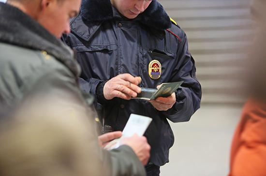 МВД потребовало от стран СНГ вывезти 332 тысячи своих нелегалов из России