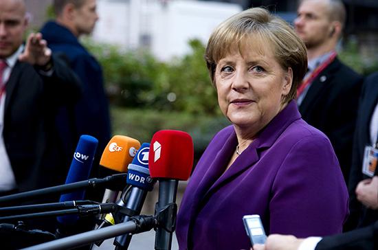 Меркель сделала прививку от коронавируса