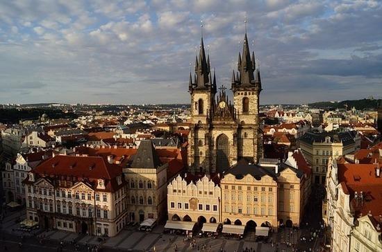 МИД объявил 20 чешских дипломатов персонами нон грата