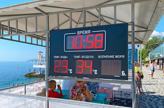 В Крыму ждут рекордное лето: чем оно обернётся для туристов