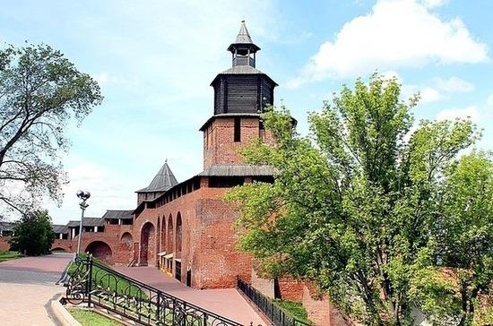 Нижегородский кремль закрыли на реконструкцию