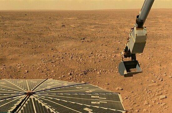 Первый полёт беспилотного вертолёта NASA на Марсе прошёл успешно