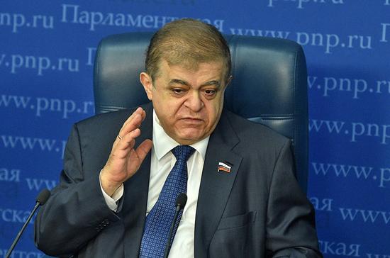 Джабаров: Россия не останется в стороне в случае уничтожения Донбасса