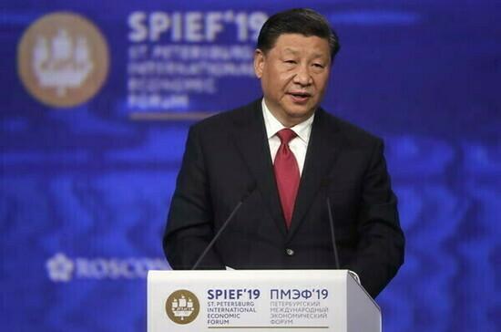 Председатель КНР рассказал, каким видит будущее мира
