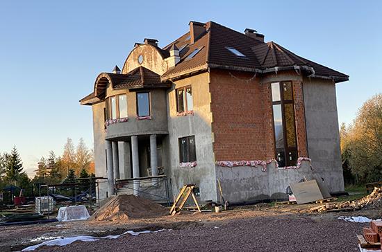 Cтроительство частных домов предлагают кредитовать так же, как и возведение многоквартирных