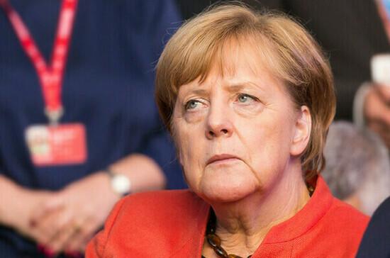 Меркель: Германия сделала выбор в пользу «Северного потока-2»