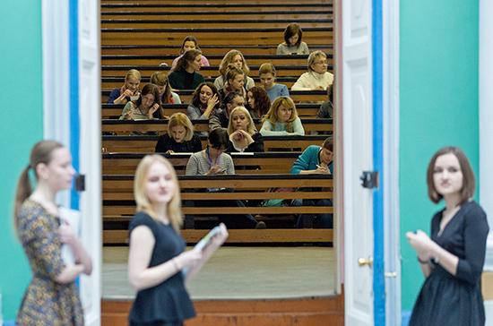 Студентам предлагают дать право проходить практику у ИП
