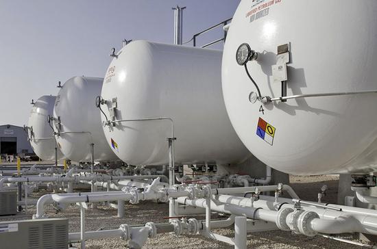 Плавучим газовым хранилищам предлагают предоставить льготы