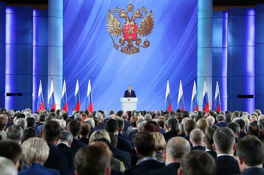 Какие акценты расставит Путин