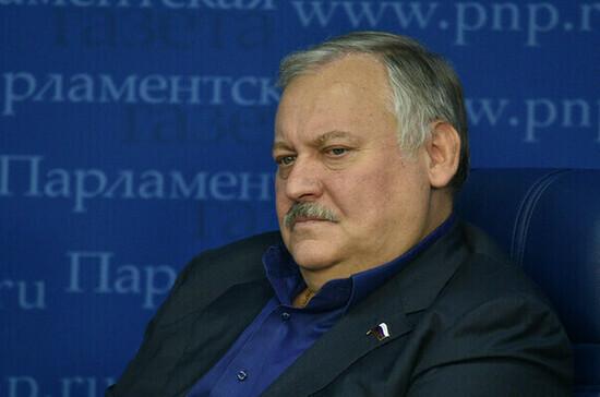 Затулин назвал уловкой призыв Зеленского к Путину встретиться в Донбассе