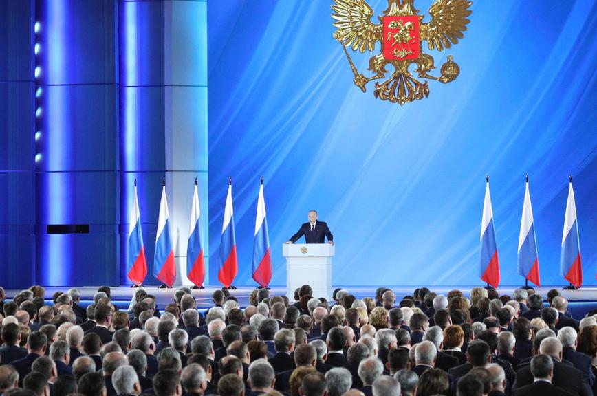 Путин заявил о необходимости выйти на устойчивый рост населения России