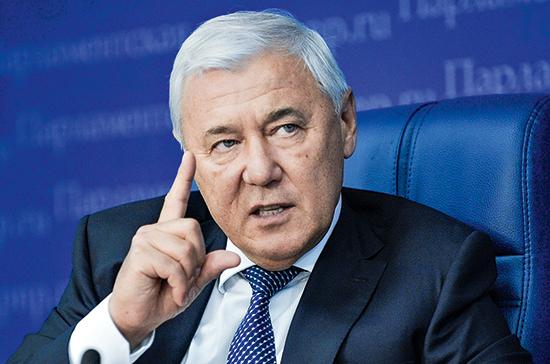 Аксаков: Послание президента — это серьёзная экономическая программа