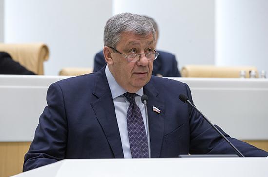 Чернецкий назвал строительство дороги до Екатеринбурга эффективным применением средств ФНБ
