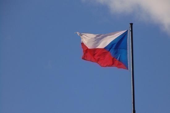 Российский посол покинул здание МИД Чехии