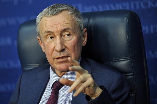 Климов прокомментировал заявление Путина о защите госсуверенитета России