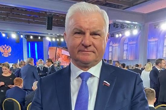 Плотников рассказал о главной задаче при реализации Послания Президента