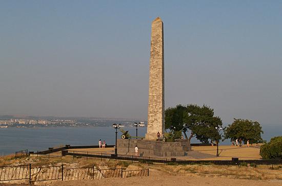 К обелиску Славы в Керчи по Митридатской лестнице поднимутся 15 тысяч человек