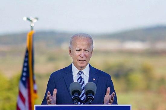 Байден: США намерены прекратить вредные выбросы в атмосферу к 2050 году