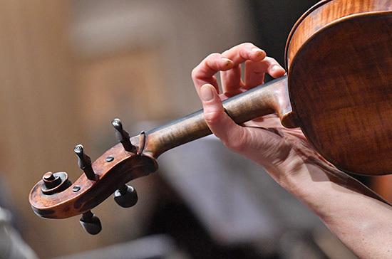 Разрешение на вывоз скрипки Страдивари предлагают выдавать через электронный кабинет эксперта