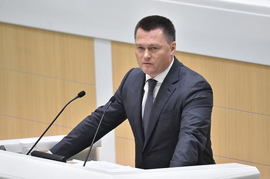 Краснов: прокуроры помогли медикам получить 2,5 млрд рублей