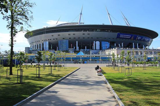 В Санкт-Петербурге пройдут три дополнительных матча Евро