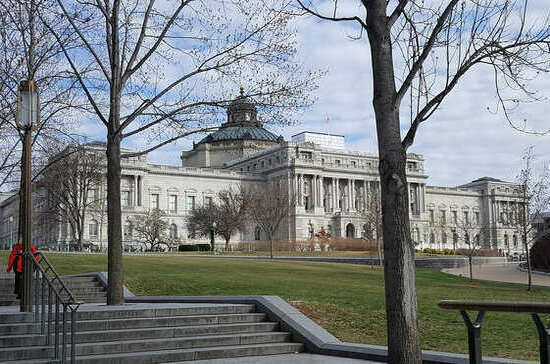В библиотеке конгресса США хранится 120 миллионов книг