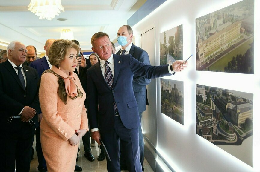 К 1000-летию Курска исторический центр города будет полностью обновлён