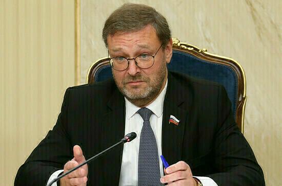 Косачев назвал «единственную цель» высылки дипломатов России из стран Балтии