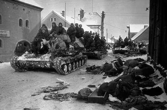 Чем закончилась Восточно-Прусская наступательная операция