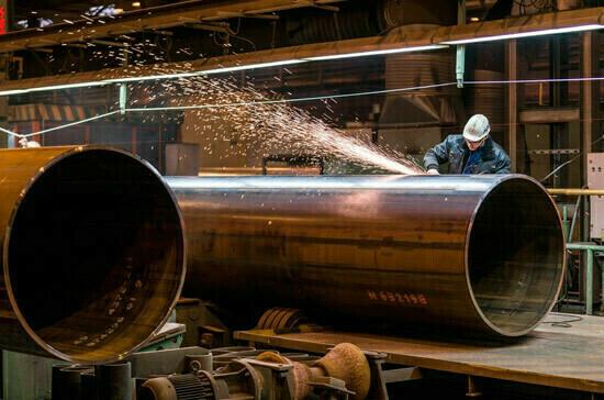 Министр экономики Германии призвал неполитизировать «Северный поток— 2»
