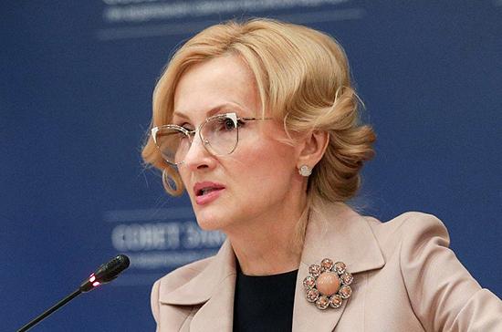 Яровая предложила ввести в российских школах предмет «Моя Россия»