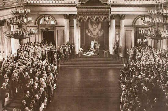 С чего началась история российского парламентаризма