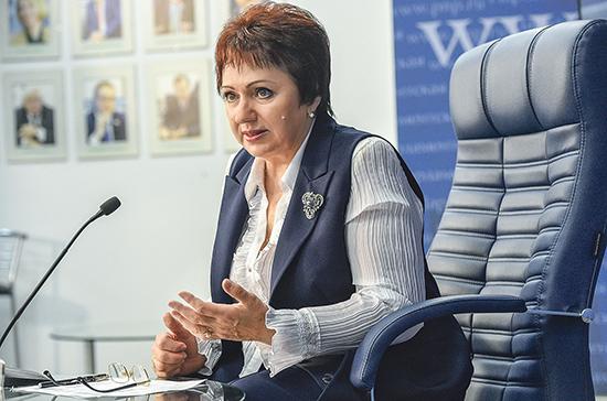 Бибикова рассказала, кому пересчитают пенсии с 1 августа