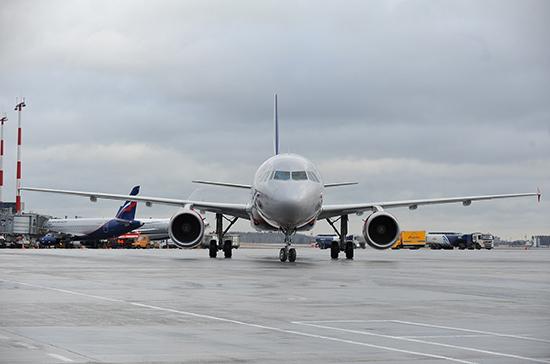 Кабмин уточнил правила согласования полетов иностранных авиакомпаний по России
