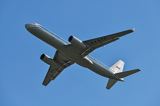Российские авиакомпании завершили вывозные рейсы из Танзании