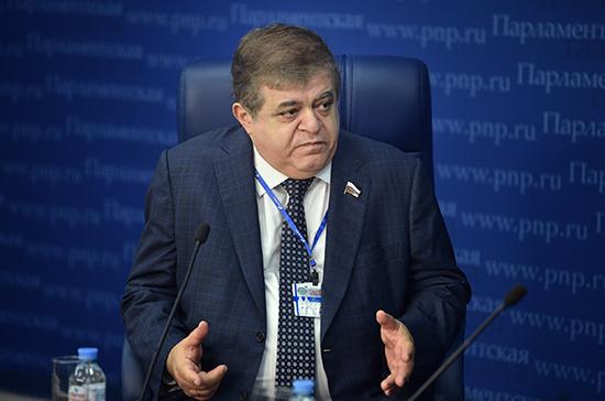 Джабаров прокомментировал идею укрупнения регионов