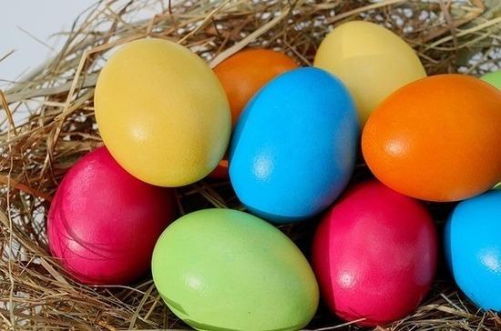 Эксперт рассказал, как правильно красить яйца на Пасху