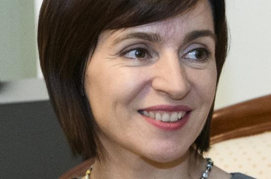 Президент Молдавии распустила парламент и назначила новые выборы
