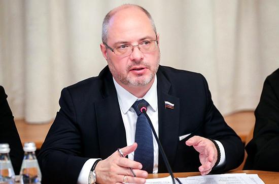 Гаврилов: госкорпорации смогут направлять на благотворительность больше денег