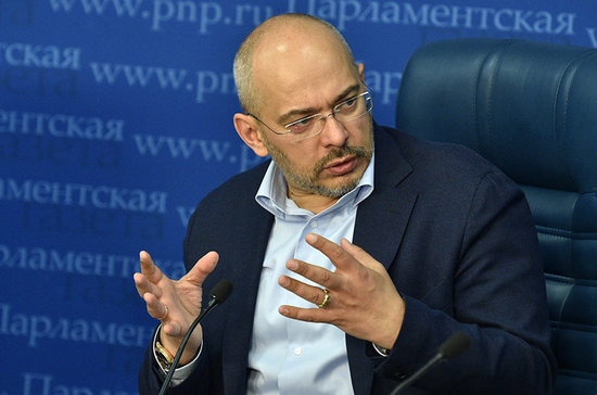 Николай Николаев: России нужен новый закон о саморегулировании