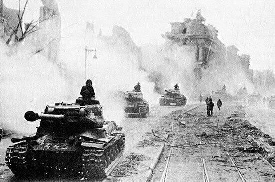 Минобороны рассекретило документы о взятии Берлина в 1945 году
