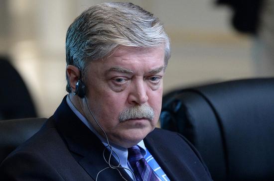 Новый посол России прибыл в Белоруссию