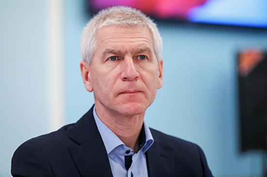 В России хотят возродить должность государственного тренера